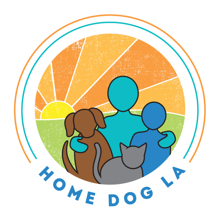 HOME DOG LA logo