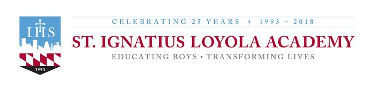 SAINT IGNATIUS LOYOLA ACADEMY logo