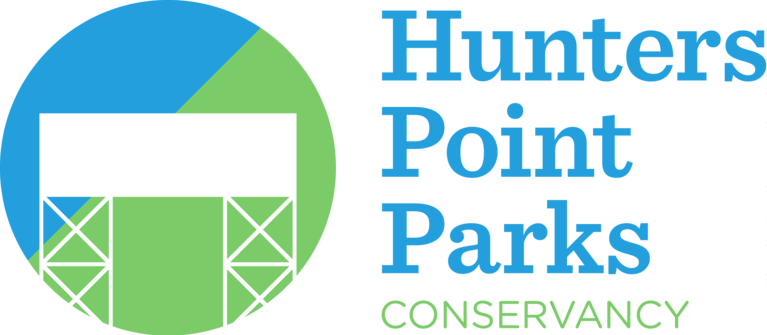 Hunters Point Parks Conservancy logo