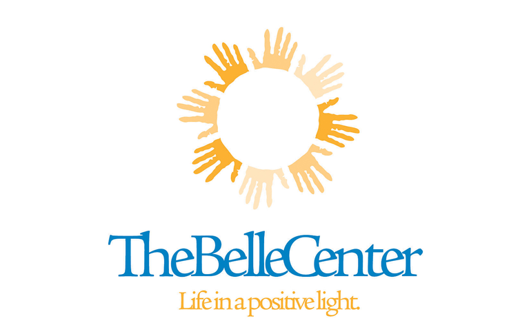 The Belle Center logo