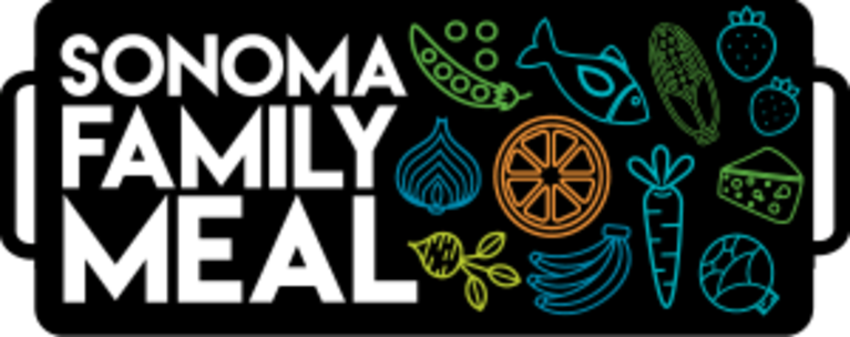 SONOMA FAMILY MEAL logo