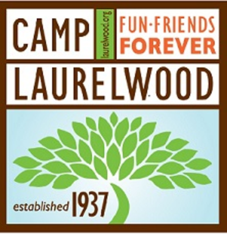 Camp Laurelwood logo