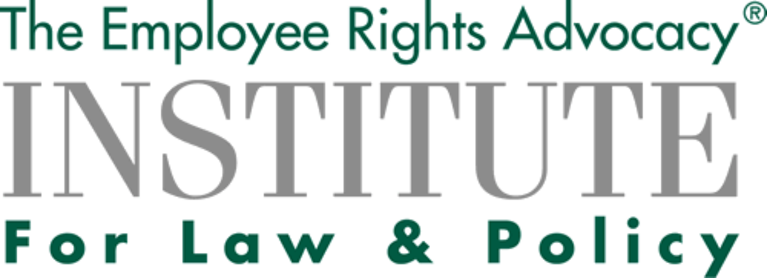 Employee Rights Advocacy Institute for Law & Policy logo