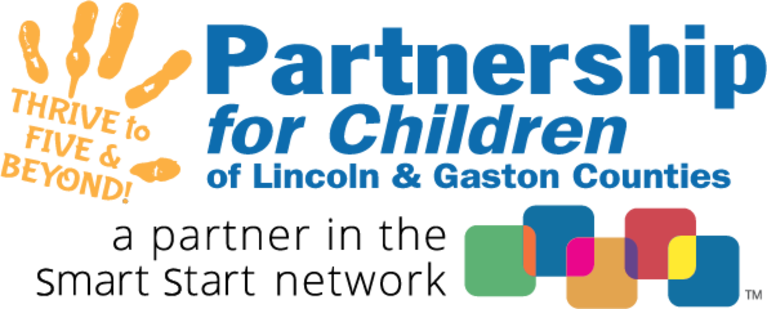Partnership for Children of Lincoln-Gaston Counties, Inc. logo