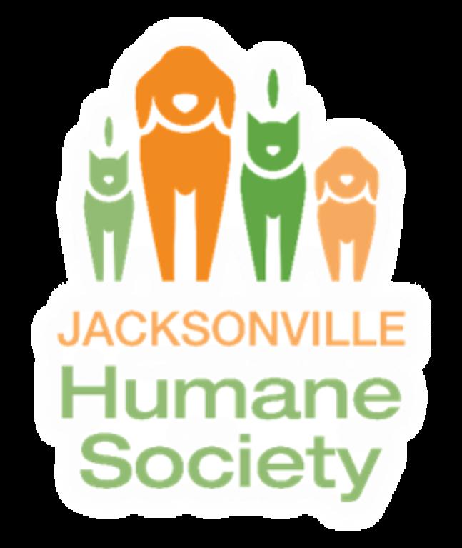 JACKSONVILLE HUMANE SOCIETY logo