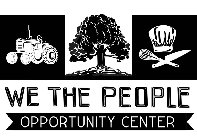 We The People Opportunity Center logo