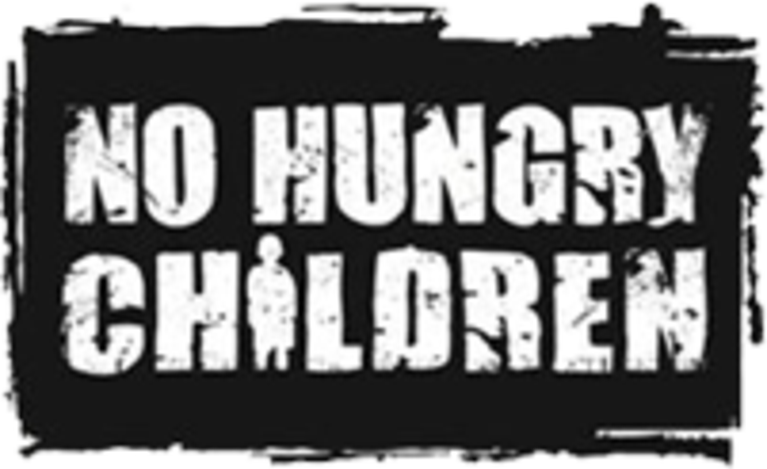 No Hungry Children logo