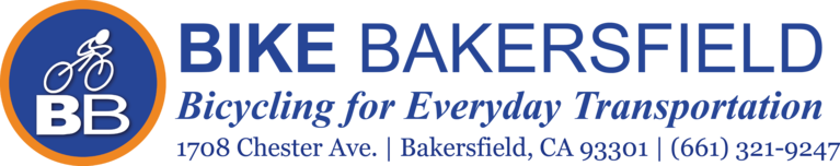 Bike Bakersfield logo