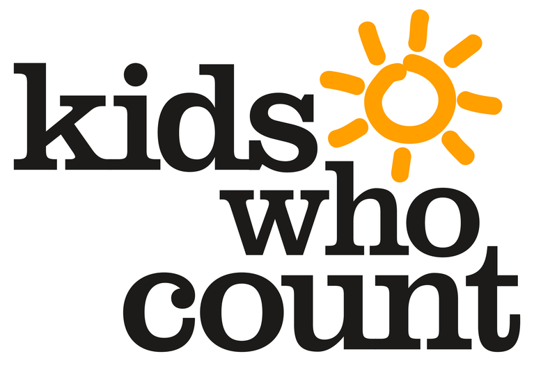 KIDS WHO COUNT logo