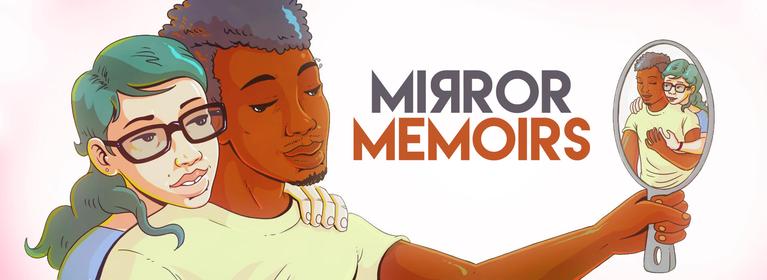 Mirror Memoirs logo