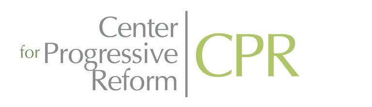 CENTER FOR PROGRESSIVE REFORM INC