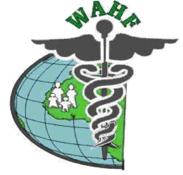 West African Health Foundation logo