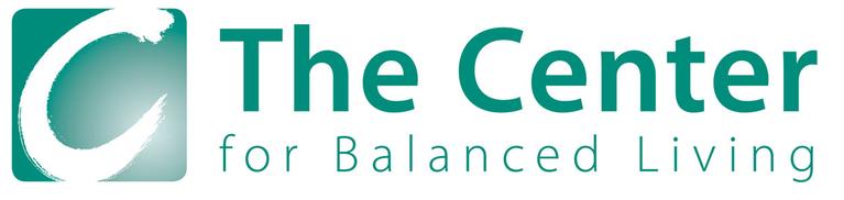 The Center for Balanced Living logo
