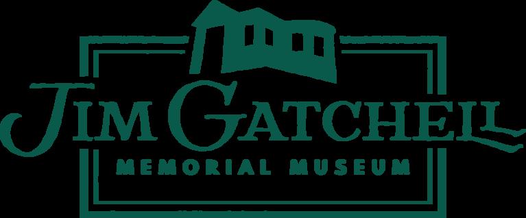 Jim Gatchell Memorial Museum  logo