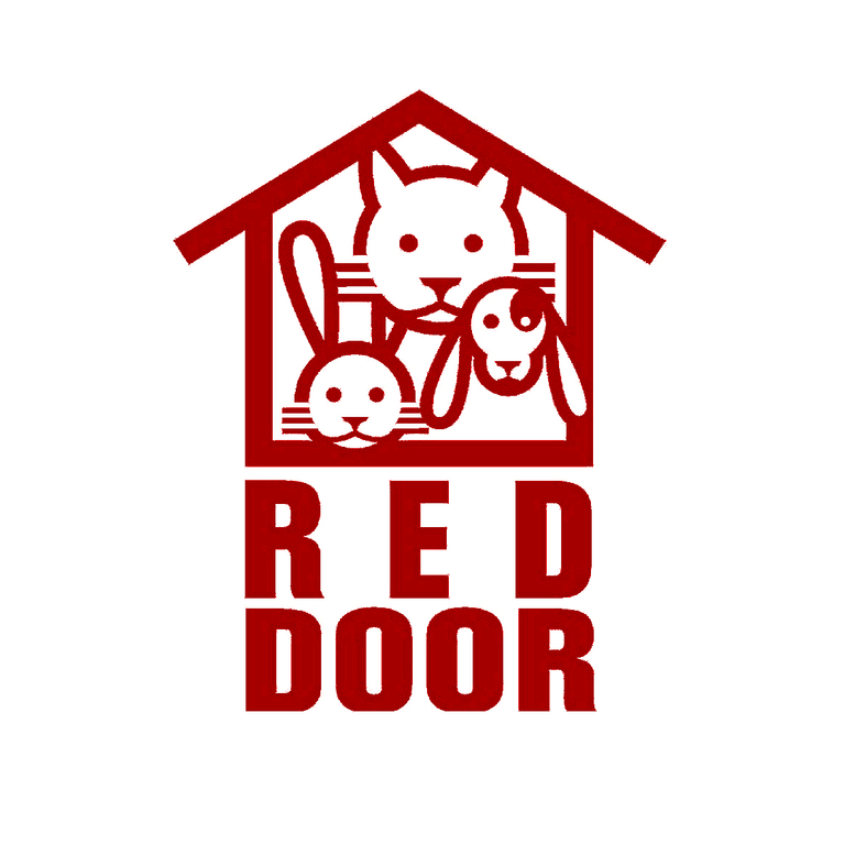 Red Door Animal Shelter logo