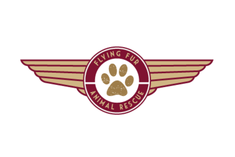 FLYING FUR ANIMAL RESCUE logo