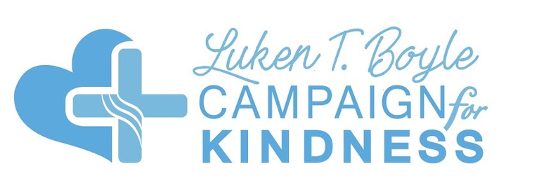 Luken T Boyle Campaign for Kindness logo