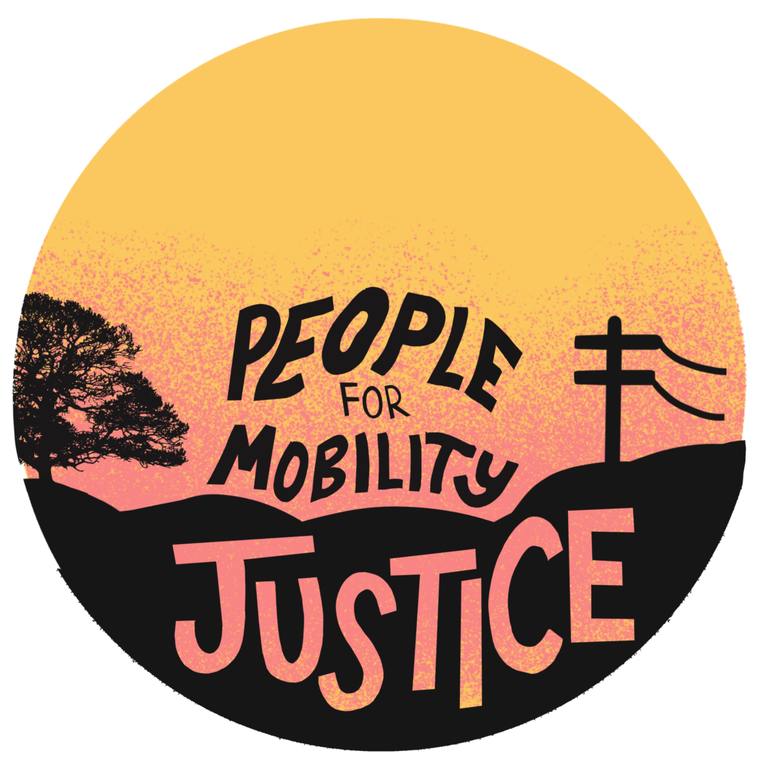 People for Mobility Justice  logo