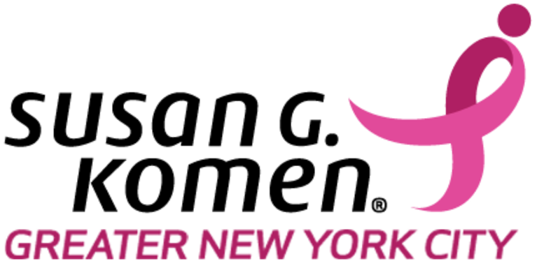 SUSAN G KOMEN GREATER NEW YORK CITY logo