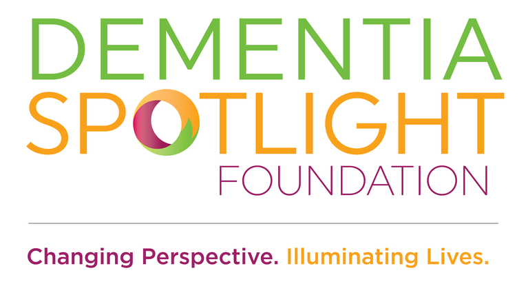 Dementia Spotlight Foundation  logo