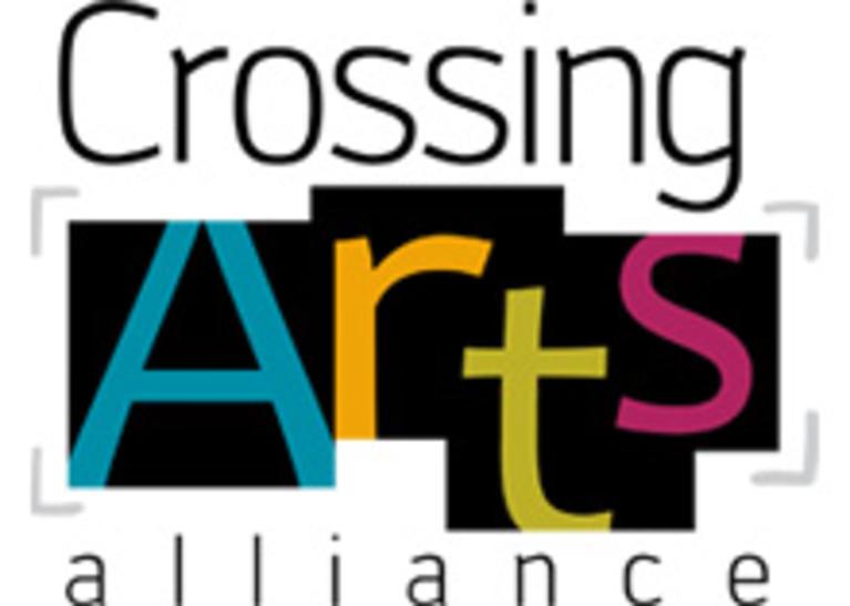 The Crossing Arts Alliance logo