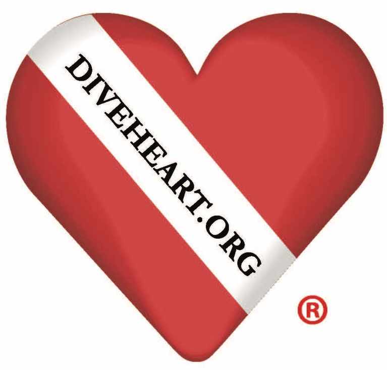 DIVEHEART FOUNDATION logo