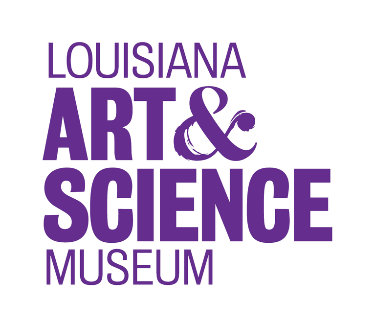 Louisiana Art & Science Museum logo