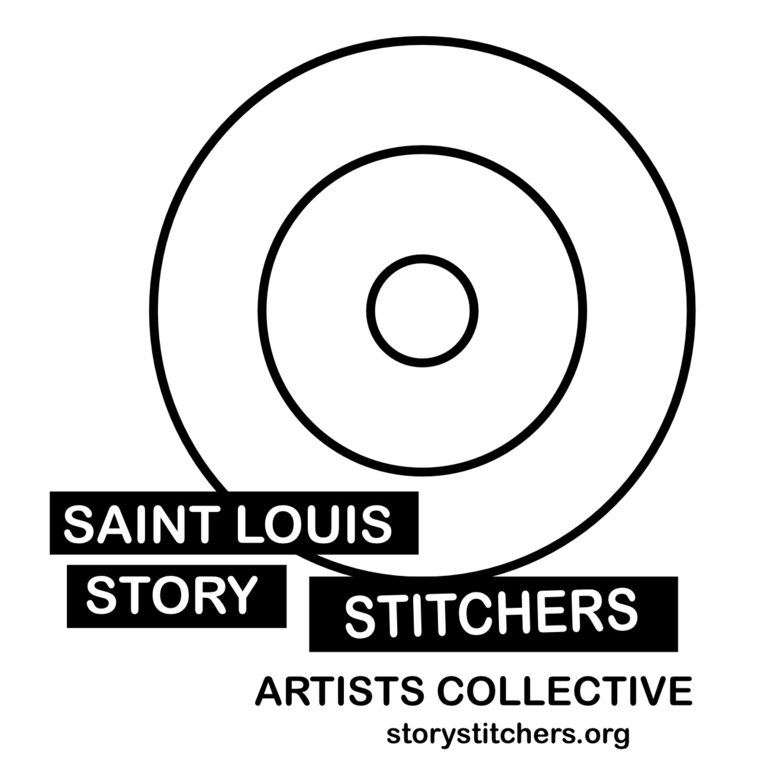 Saint Louis Story Stitchers Artists Collective logo