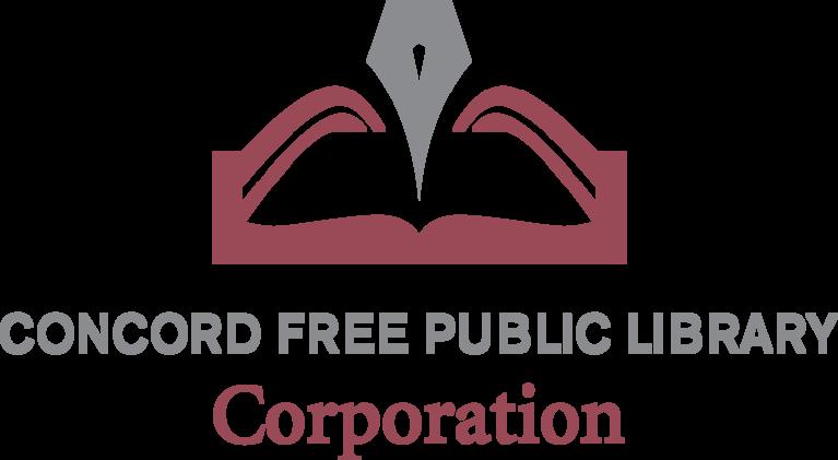 Concord Free Public Library Corporation logo