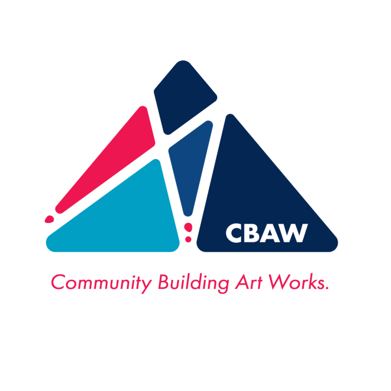 Community Building Art Works logo