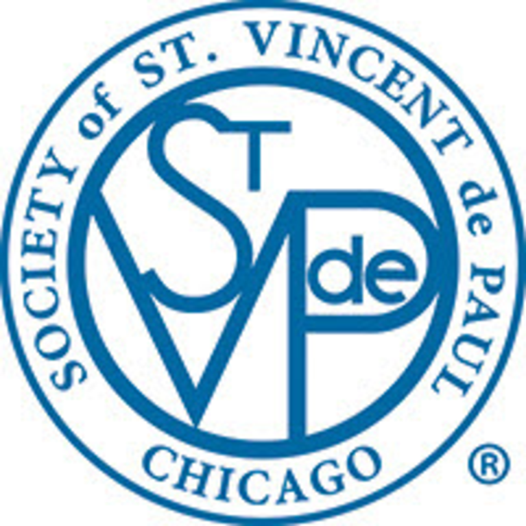 Society of St Vincent de Paul-Chicago logo