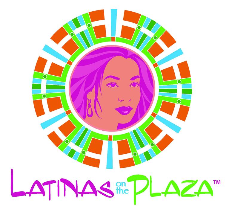 Latinas On The Plaza logo