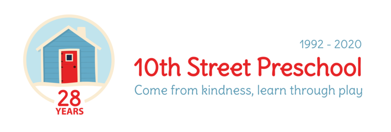 10th Street Preschool  logo