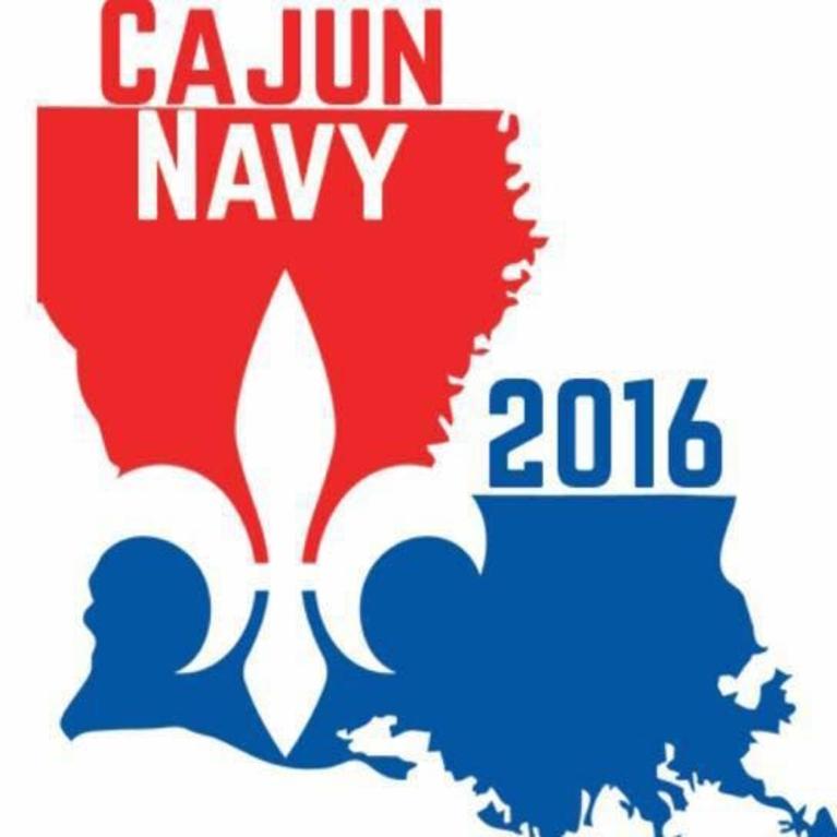 Cajun Navy 2016 logo