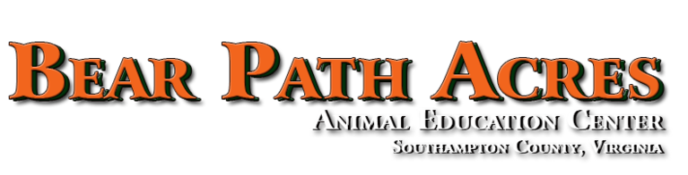 BEAR PATH ACRES ANIMAL EDUCATIONAL CENTER