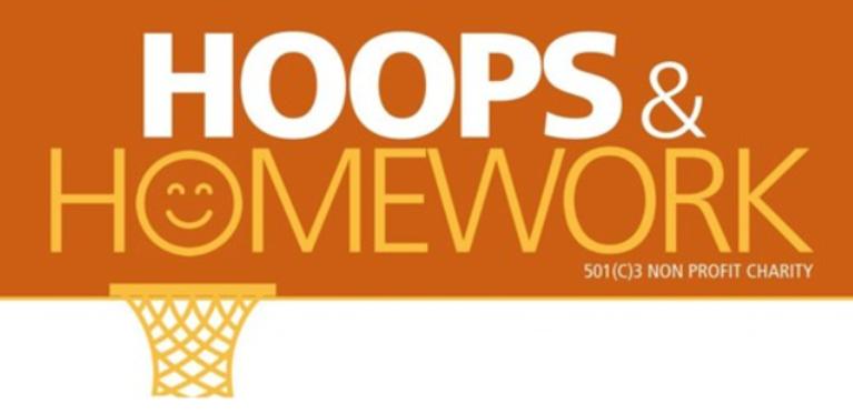 Hoops and Homework Inc logo