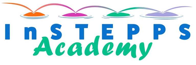 In Stepps Academy logo