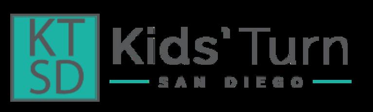 Kids' Turn San Diego logo