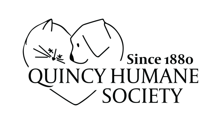 QUINCY HUMANE SOCIETY logo