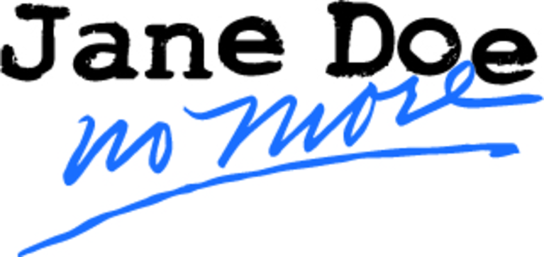 Jane Doe No More Incorporated logo
