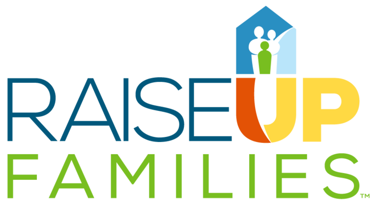 Raise Up Families logo