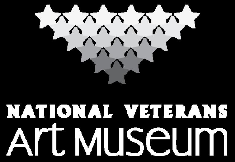 NATIONAL VIETNAM VETERANS ART MUSEUM logo