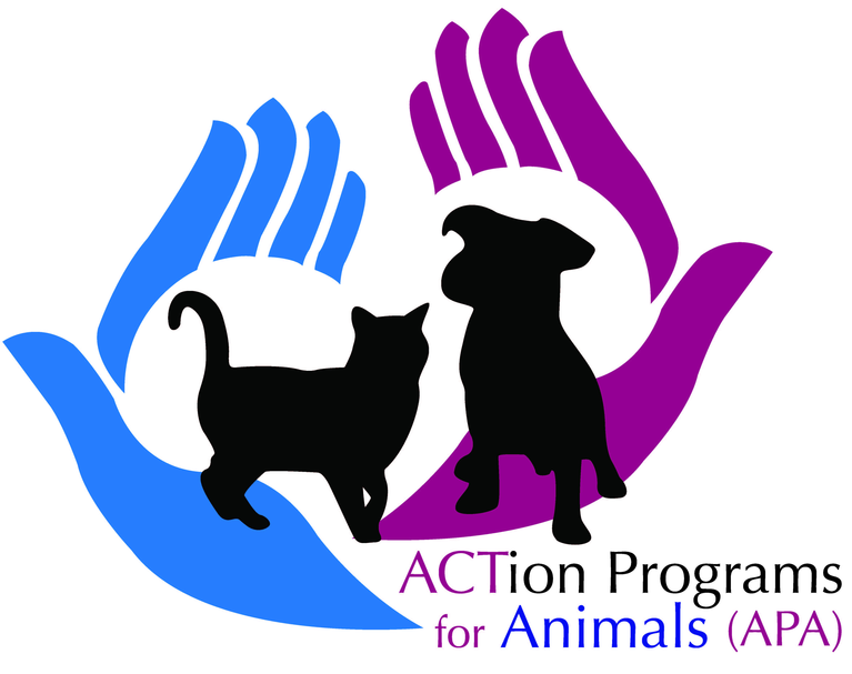ACTION PROGRAMS FOR ANIMALS logo