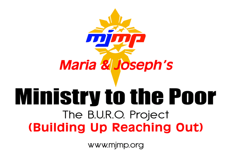MARIA & JOSEPHS MINISTRY TO THE POOR INC