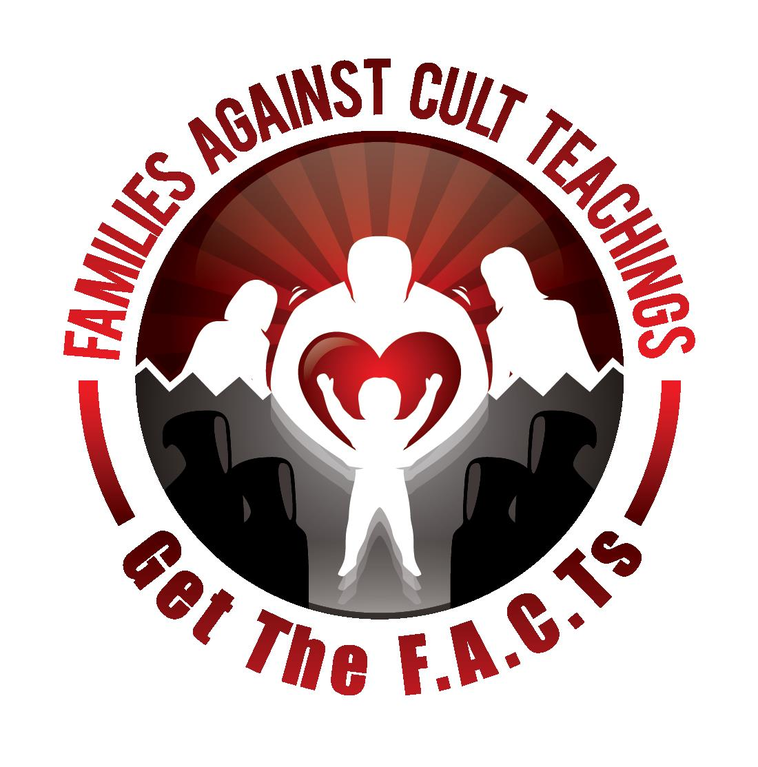 FAMILIES AGAINST CULT TEACHINGS logo