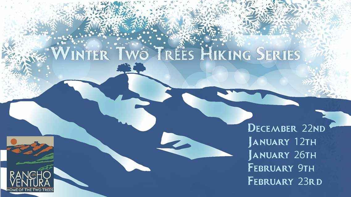 Winter Two Trees Hike Series 02/09th 8am -10am image