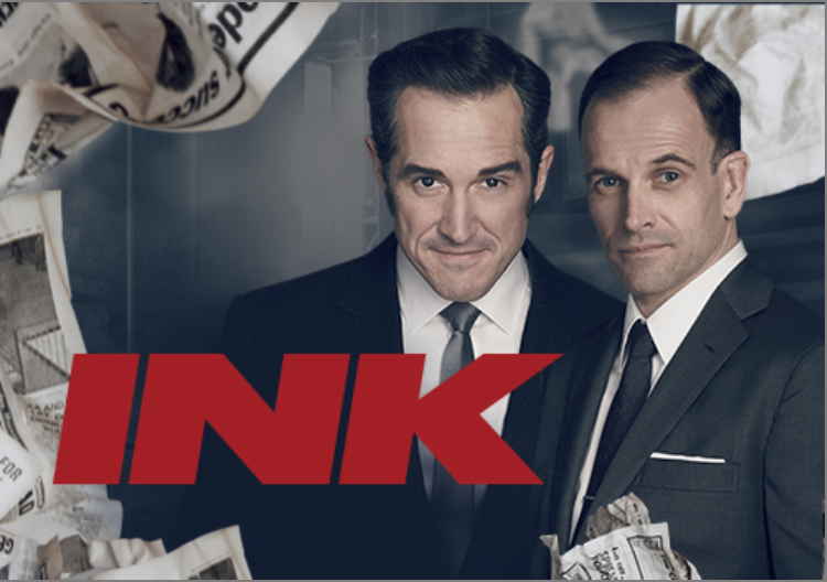 """2019 Theater Gala: """"Ink"""" on Broadway image"""