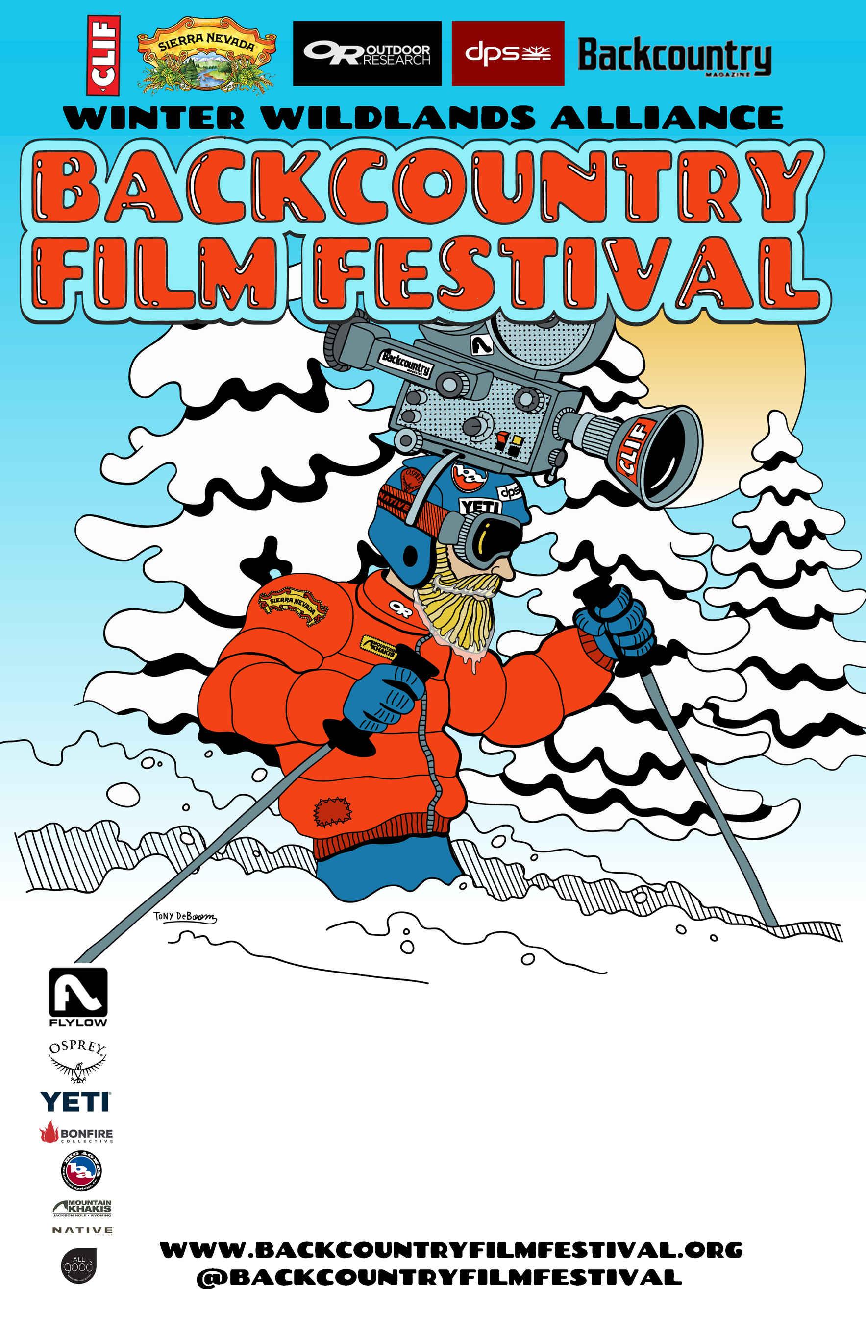 Backcountry Film Festival image