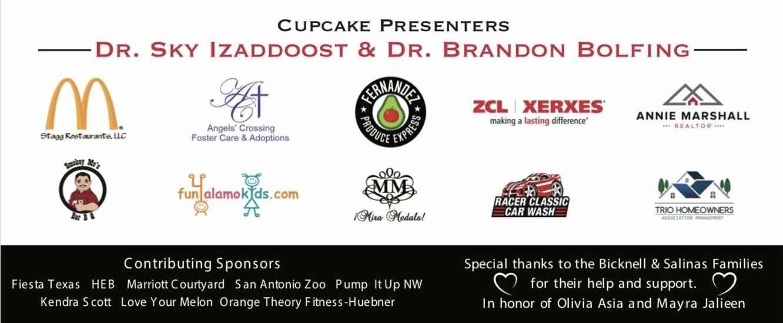 2019 Cupcake Run Sponsorship image