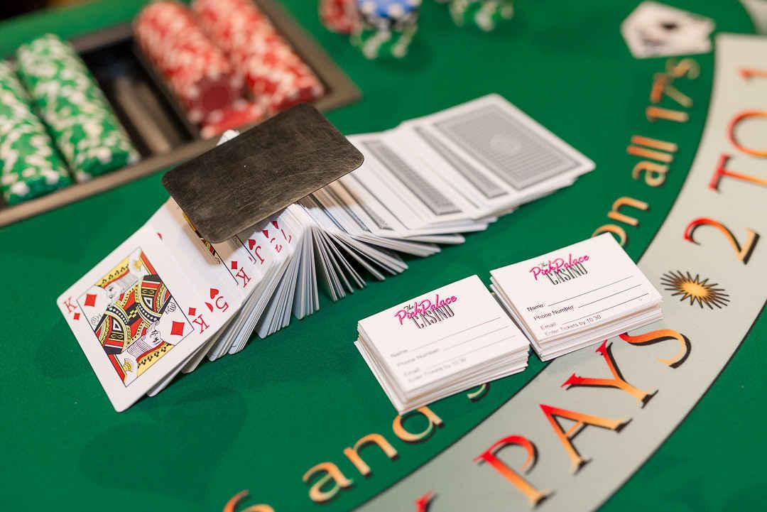 The Pink Palace Casino Night  image